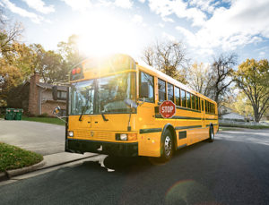 Our school transportation contracts range from 6 to 100+ routes.